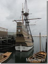 021 Mayflower 11 replica