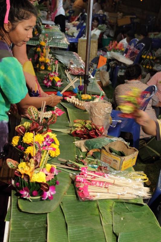Market Frenzy - Loi Krathong