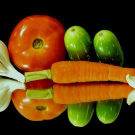 Green curry by SANGEETA MENA  - Food & Drink Ingredients