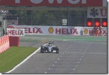 Hamilton ha conquistato la pole del gran premio del Belgio 2015