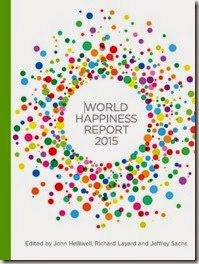 World hapinesse reporty 2015