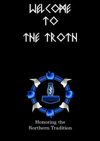 Cover of The Troth's Book Welcome To The Troth Honoring The Northern Tradition