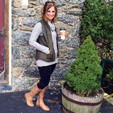 mom style, how to style riding boots, ootd