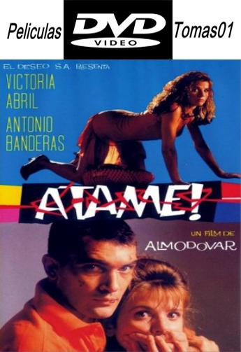 ¡Átame! (1990) DVDRip