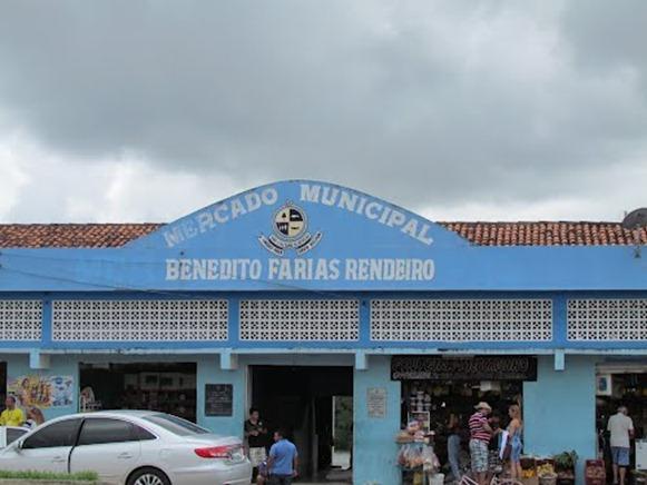 Mercado Municipal - Sao Caetano de Odivelas, Parà