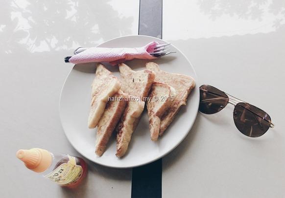 gambar roti telur