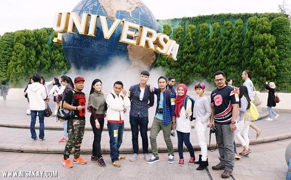 Nisakay Ke Osaka - Air Asia X - Universal Studios Japan (32)