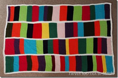mum's blanket #6