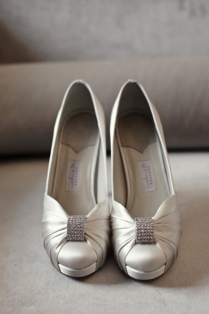 Couture Wedding Shoes