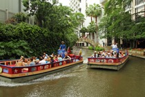 Explore San Antonio on a boat cruise