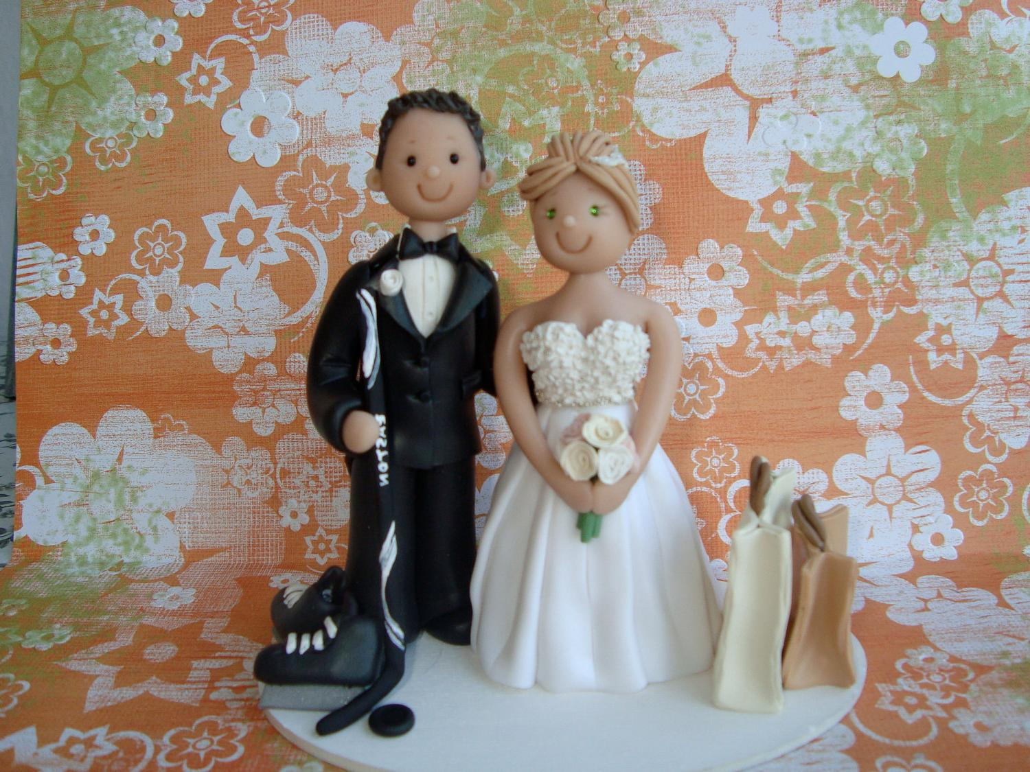 Personalized Bride And Groom