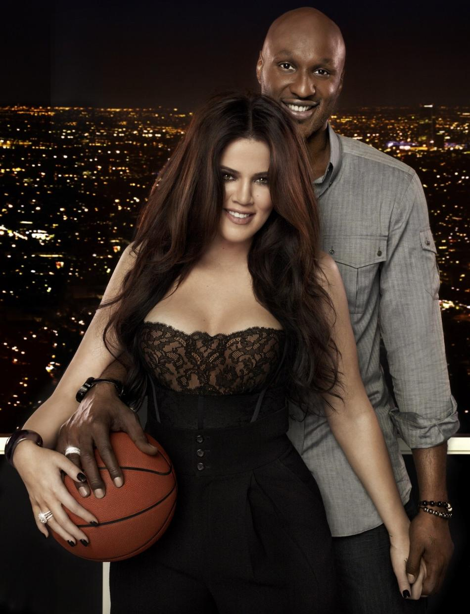 khloe kardashian and lamar