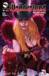 Actualización 03/11/2015: Se agrega el numero #40 de la serie regular por Punkarra del CRG.