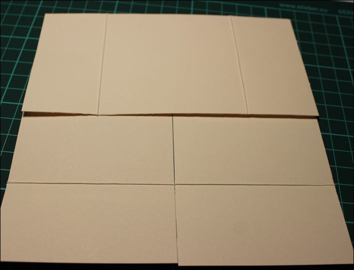 Endloskarte Endless Card Infinity Card Never Ending Card Anleitung 04
