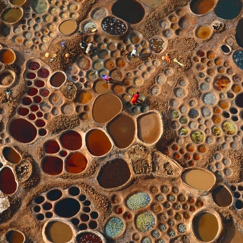 The Unusual Salt Industry of Teguidda-n-Tessoumt