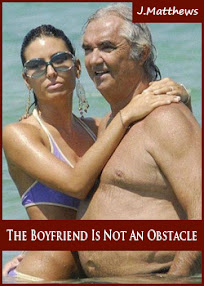 Cover of Joseph Matthews's Book The Boyfriend Is Not An Obstacle