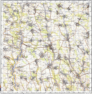 Map 100k--m35-115--(1977)