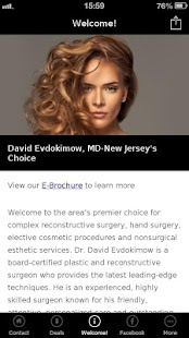 David Evdokimow, MD - screenshot