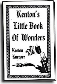 Cover of Kenton Knepper's Book Little Book Of Wonders