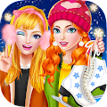 Game Winter Fun: Ice Skating Girls APK for Kindle