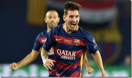 UEFA Messi