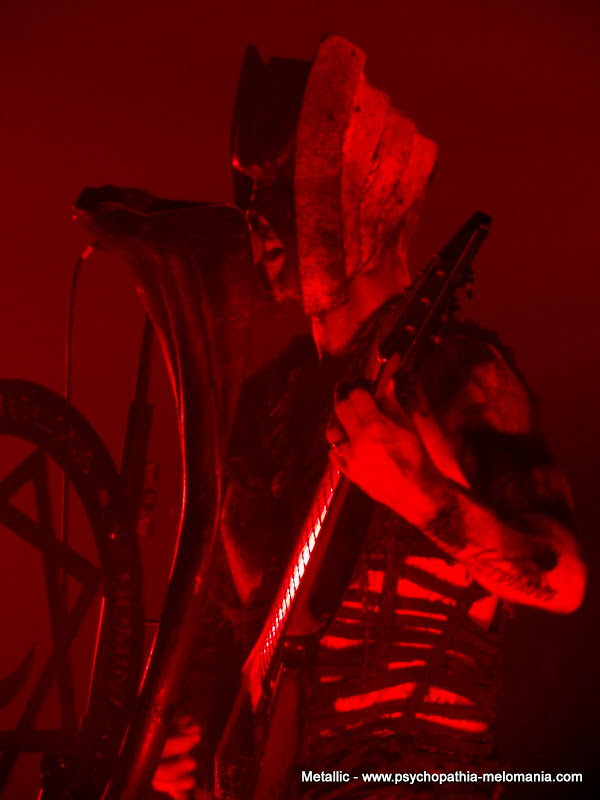 Behemoth @ Bataclan, Paris 13/02/2012
