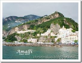 【Italy♦義大利】Amalfi 阿瑪菲 - Duomo 躲雨避寒, 南義大利最美麗的海岸線… 勒?
