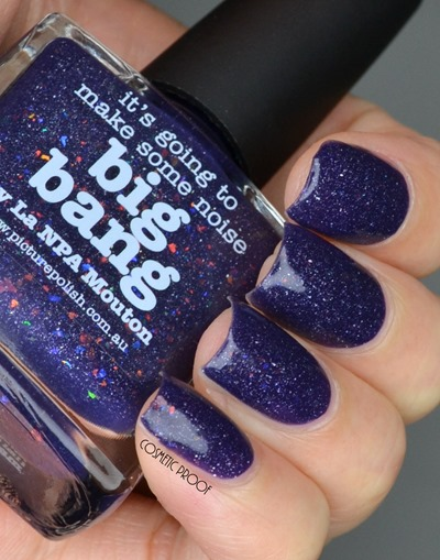 Picture Polish Big Bang by La NPA Mouton (1)