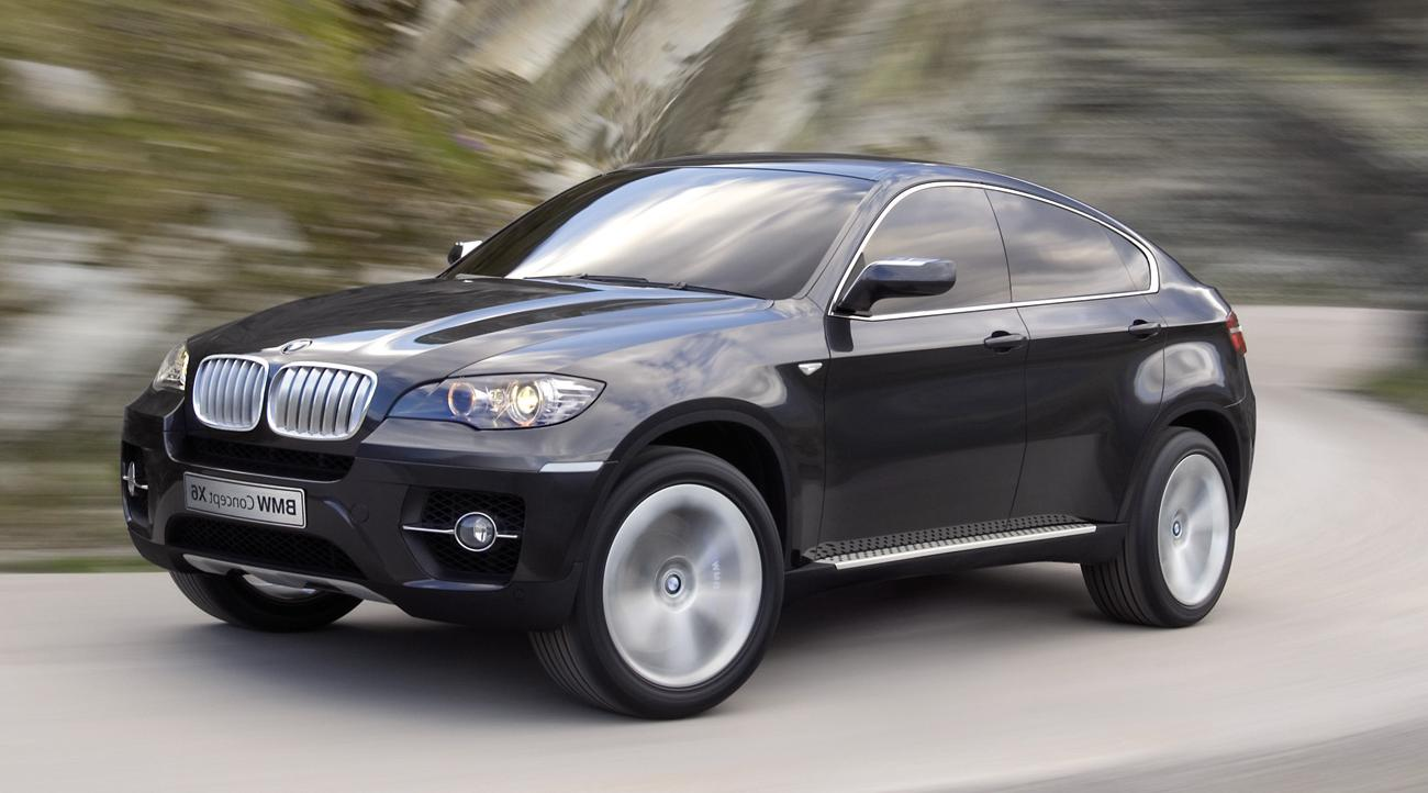 Image Name: 2012-BMW-X6-sports