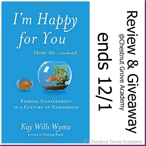 Im happy for you review