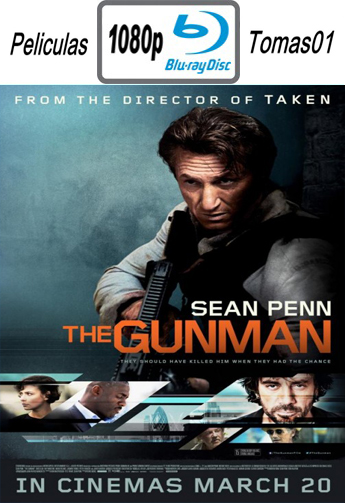 The Gunman (Caza al Asesino) (2015) 1080p