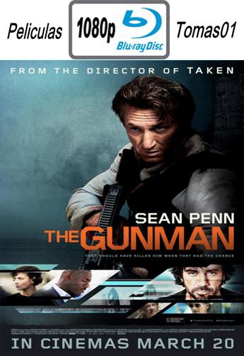 The Gunman (Caza al Asesino) (2015) 1080p