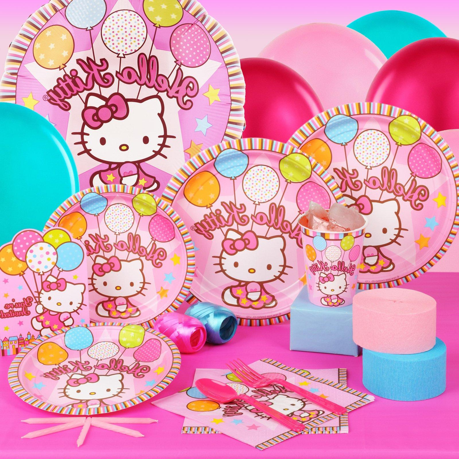 Theme    Hello Kitty Party