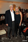 Tomás Achával asistió a la inauguración junto a su mujer, Susan Marples. Foto: Producción Mirabaires.
