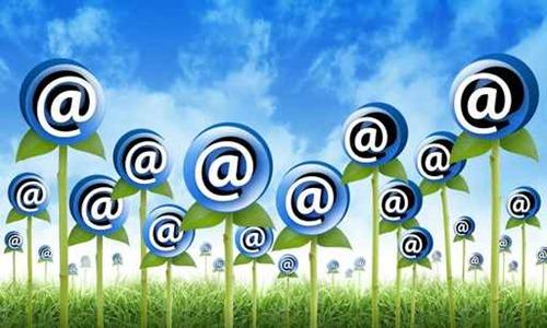 Listas de E-mails