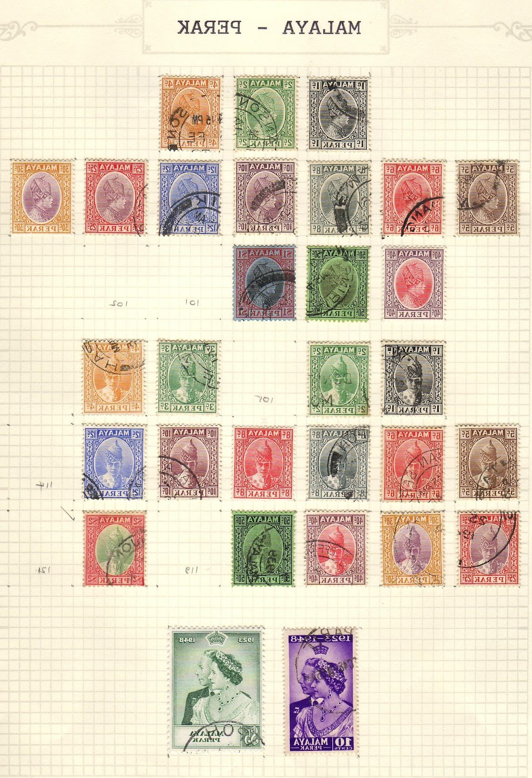 79 stamps   Image 1