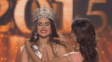 Miss Supranational 2015 is Paraguay