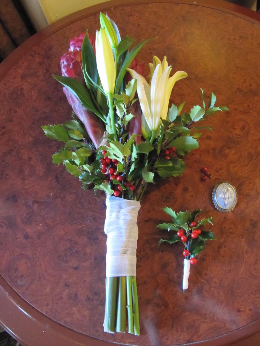 bridal boquet by  onela on deviantART