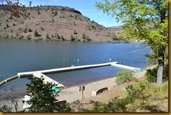 swim area A