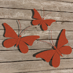 3 vlinders in cortenstaal - hout.png