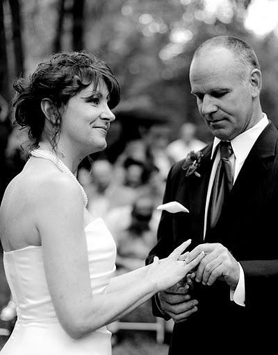Leigh & Robert Wedding
