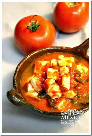 Cheese in tomato sauce (7)