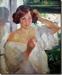 7a Karl Albert Buehr (German-born American Painter, 1866-1952)