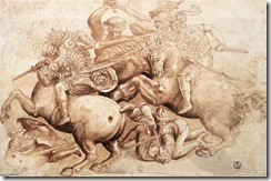 Leonardo-Da-Vinci-The-Battle-of-Anghiari-copy-of-a-detail-