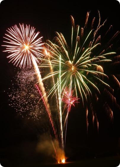 Wistaston Fireworks Display 2015 (2)