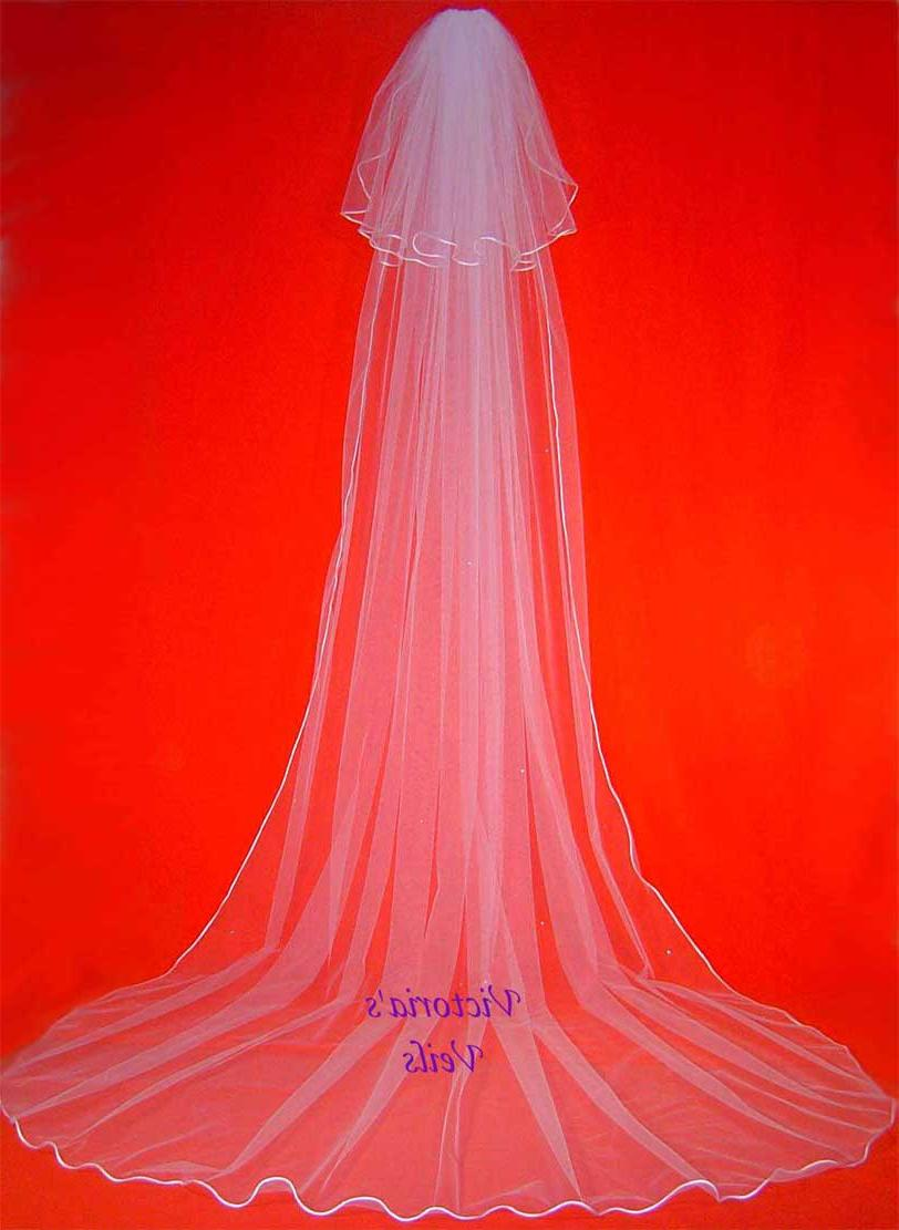 WEDDING BRIDAL VEIL 61-3