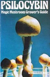 Cover of OT Oss's Book Psilocybin Magic Mushroom Growers Guide