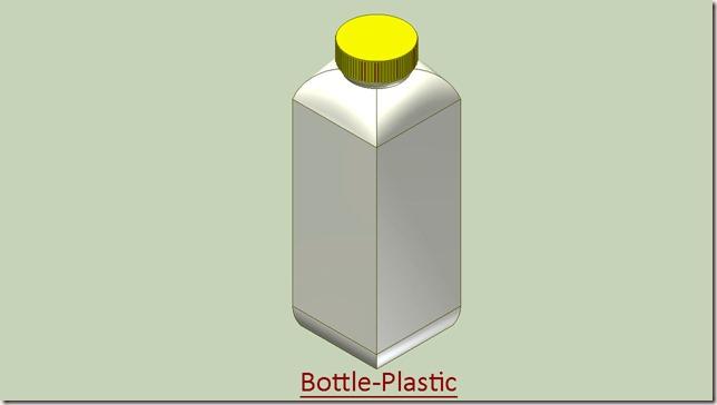 Bottle Plastic