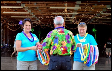 11a - Hawaiian Luau - May 30 - Arriving at the Luau