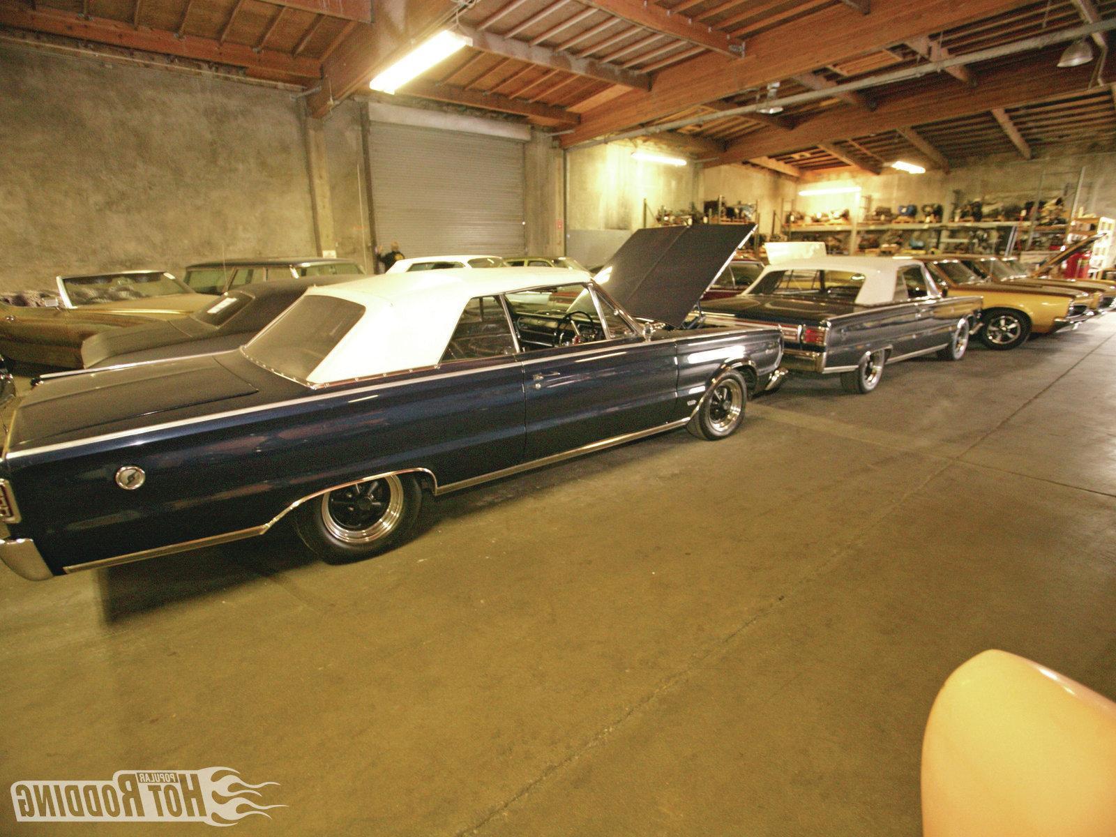 Car Warehouse Defenders 66